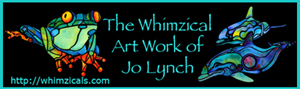 The Whimzical Art Work of Jo Lynch